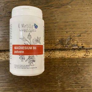 integratore magnesio marino completo sistema nervoso stanchezza affaticamento
